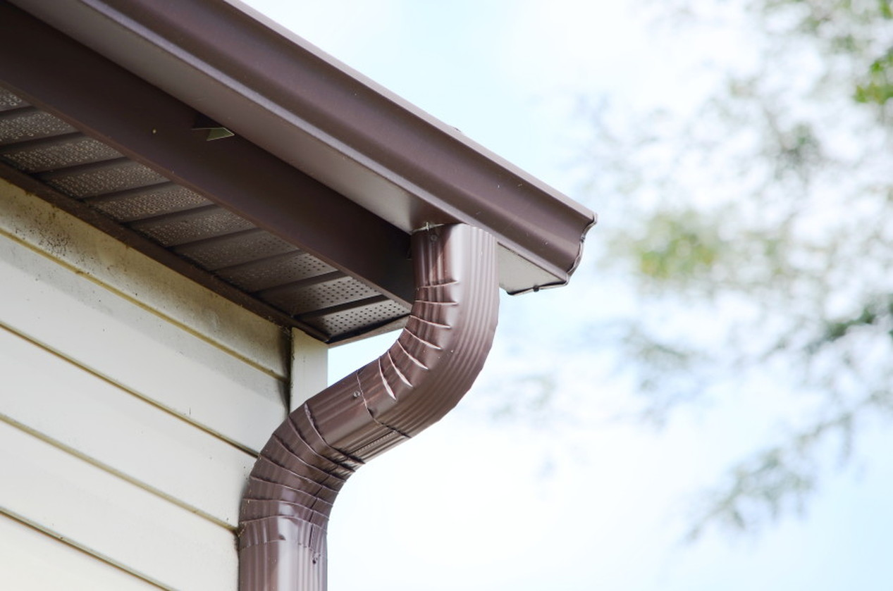 rain gutters by weather the storm gutters