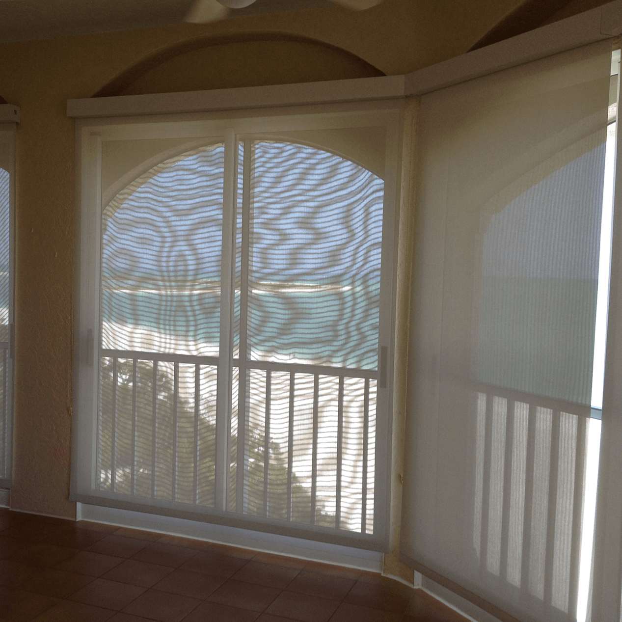 Hurricane Shutters & Roll Up Screens