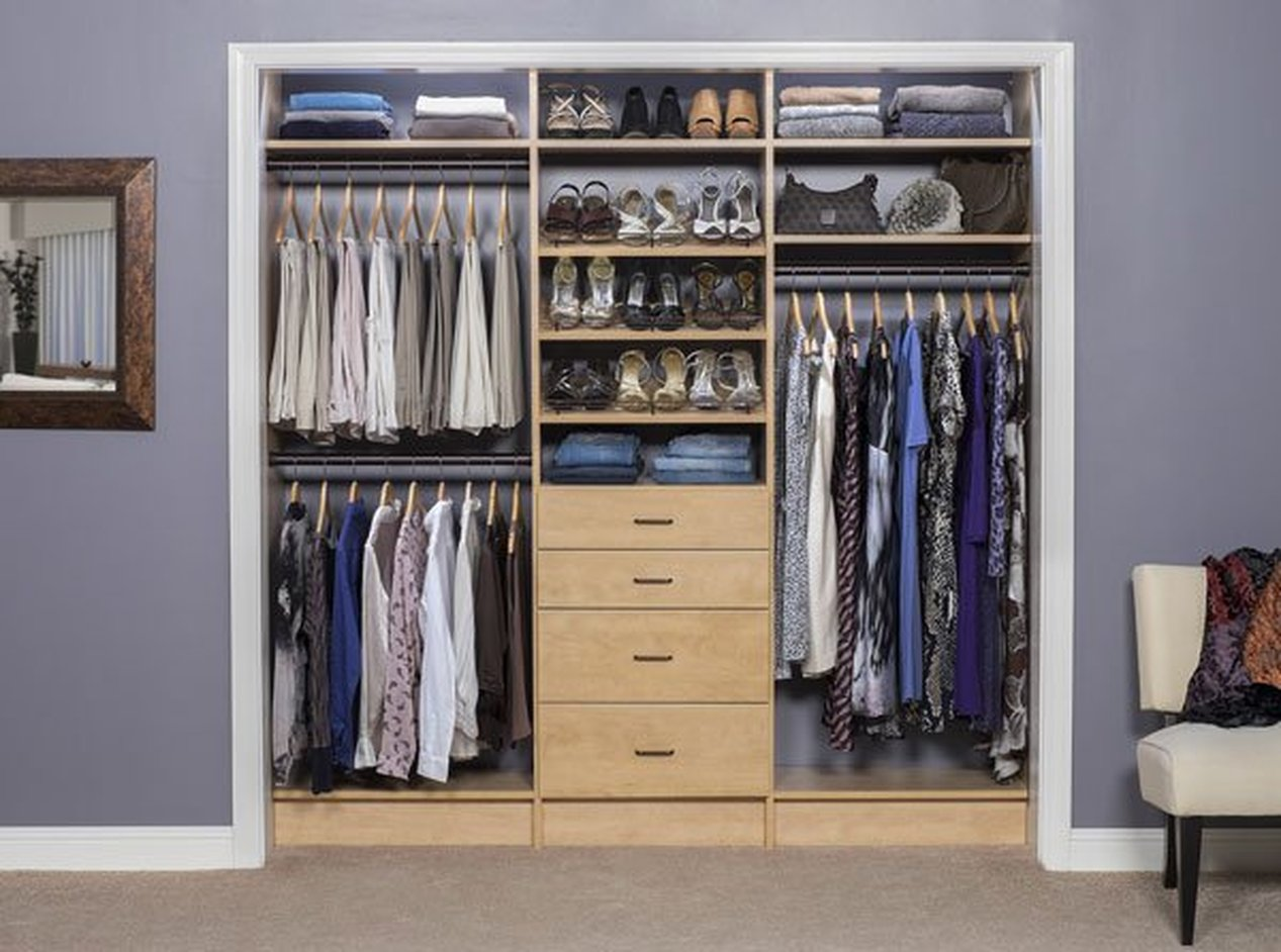 Custom Closet | Closets by Design Palm Beach