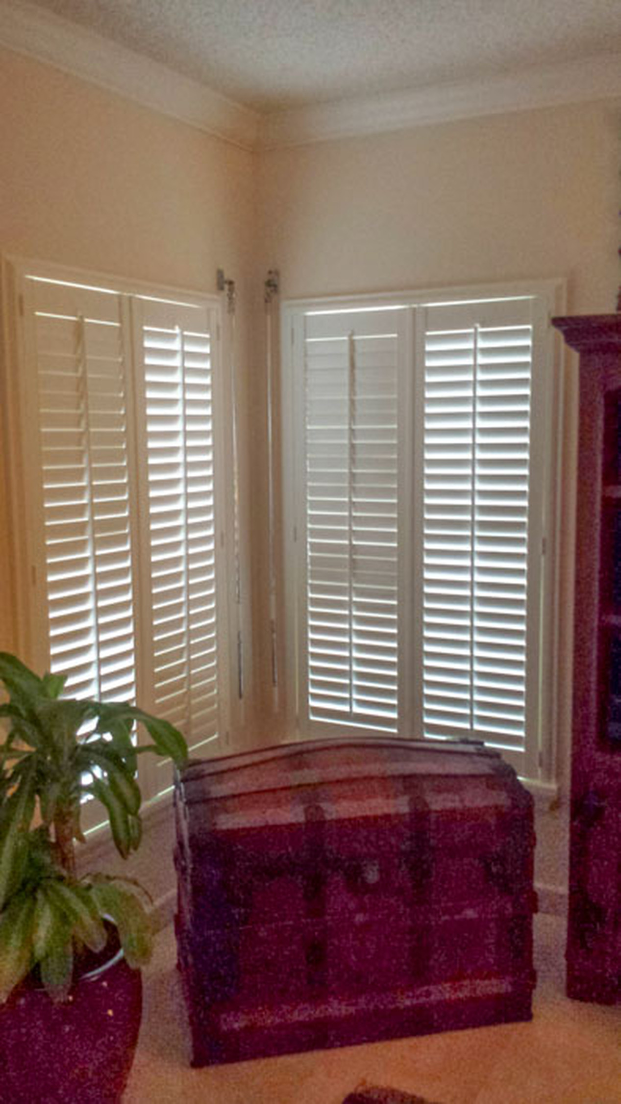 Custom Blinds & Shutters