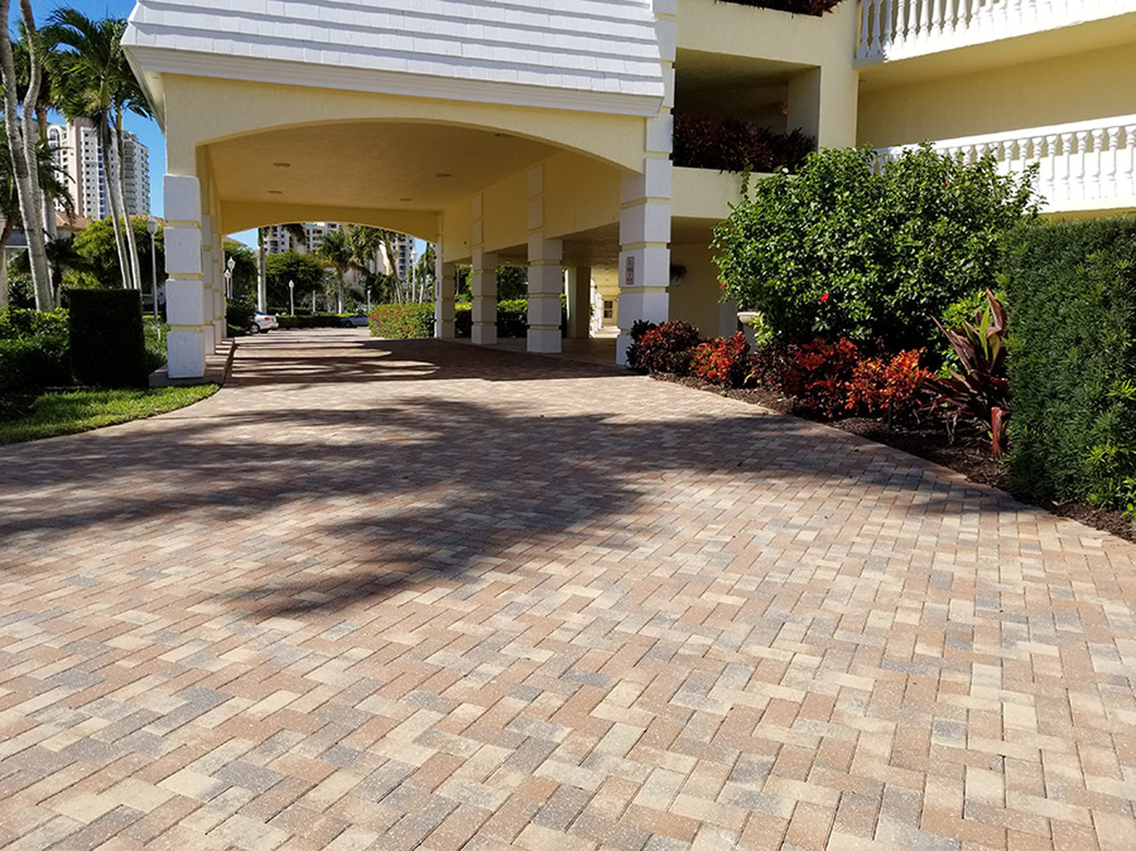 Driveways and Pavers Road | National Brick Pavers