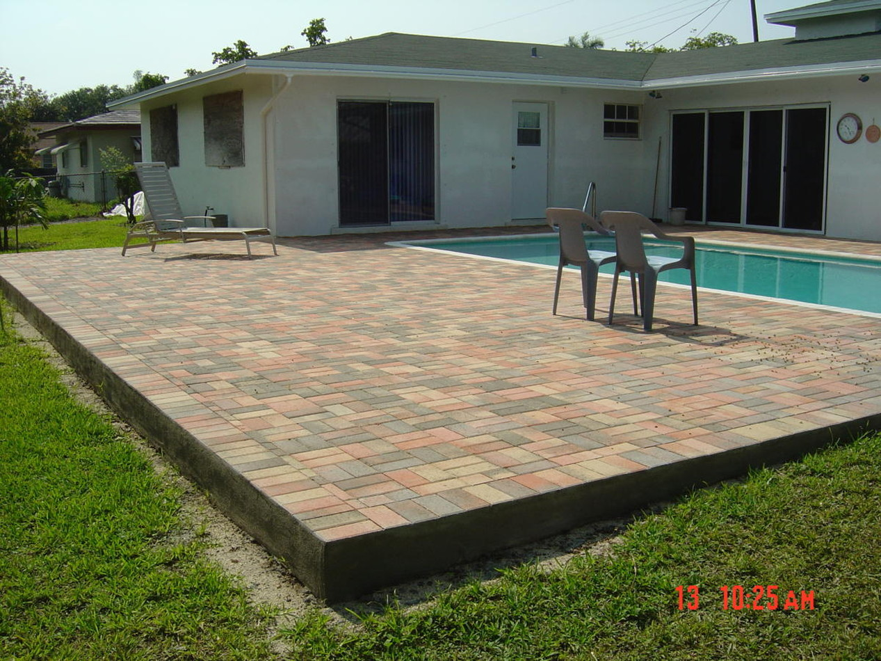 Patios&Driveways|CliffsPool&Patio