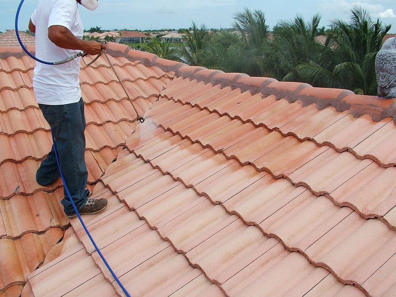 Pressure Cleaning/ Roof Cleaning
