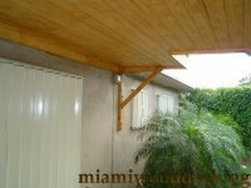 Wood Ceilings | Miami Wood Decks and Floors Inc