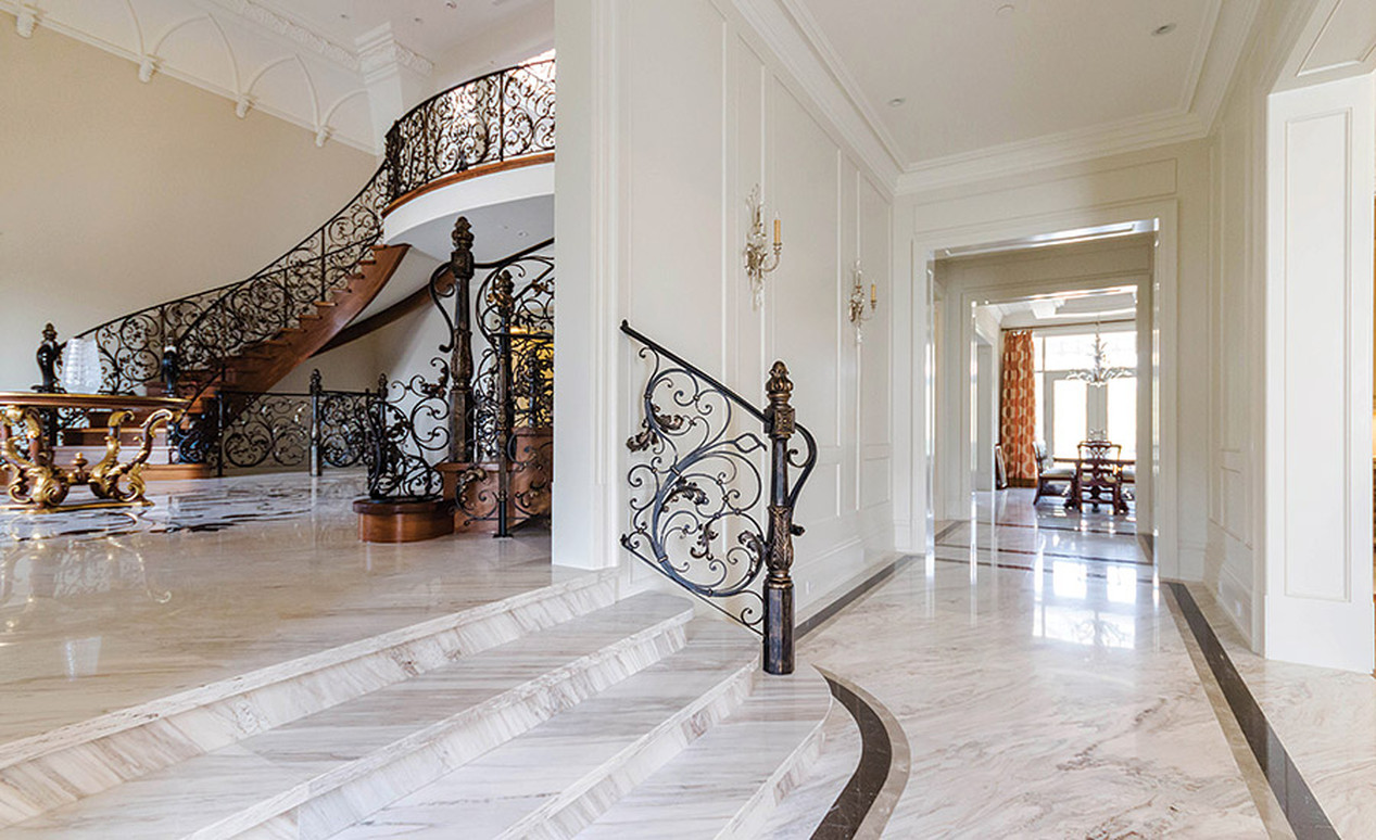 Marble & Natural Stone Restoration