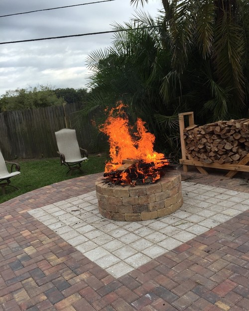 Outdoor Fire Place | Sooner Propane