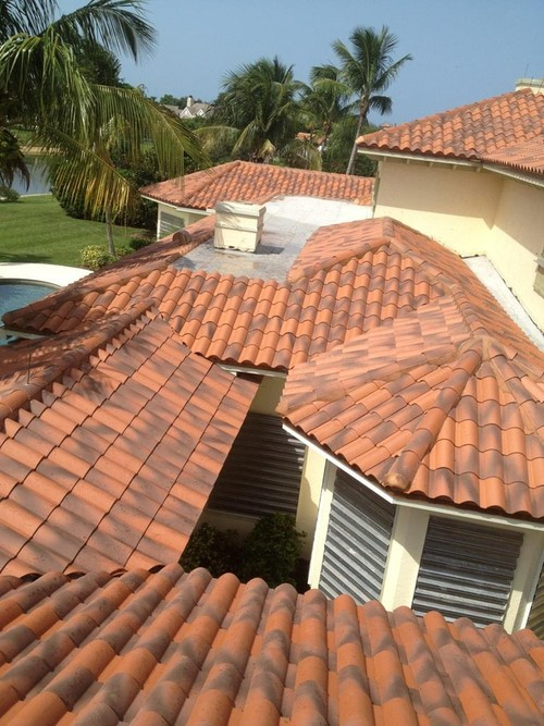 Roofing- Before & After | Rhino Roof Restoration