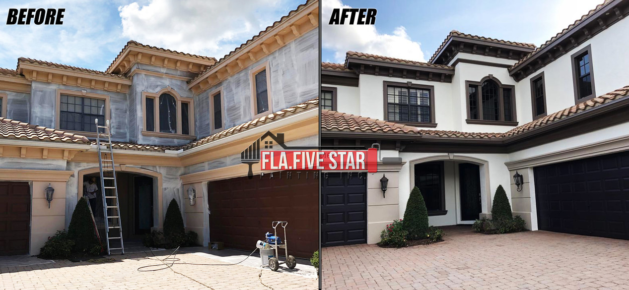 Exterior House Painting | Best Color Painting