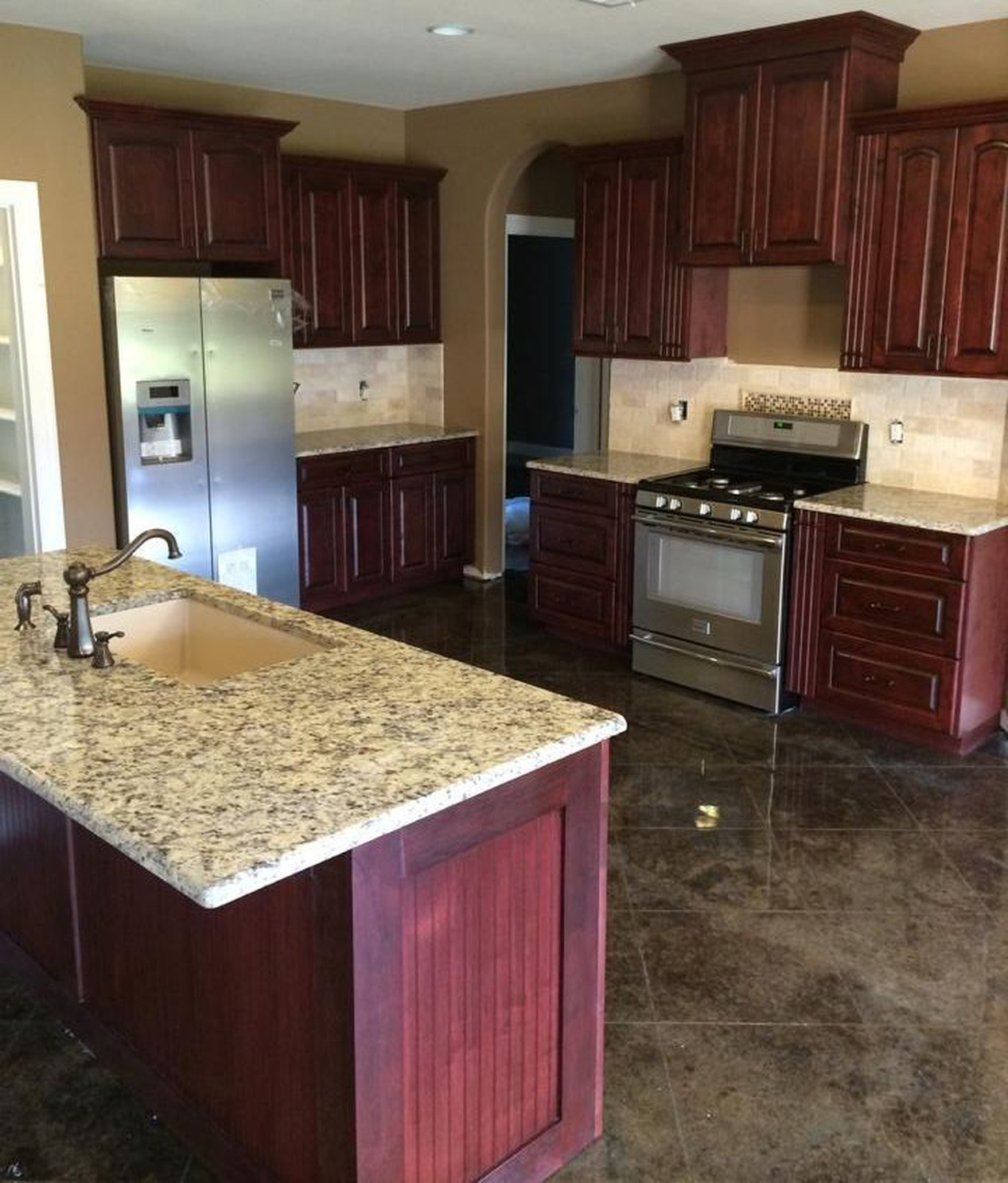 Kitchen Custom Counter-Top | U.s. Stone Design