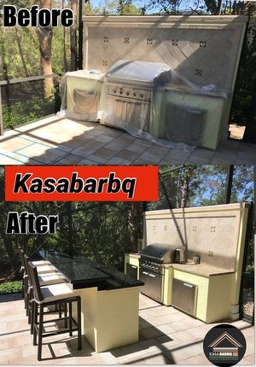 Before & After Designs | Kasabarbq
