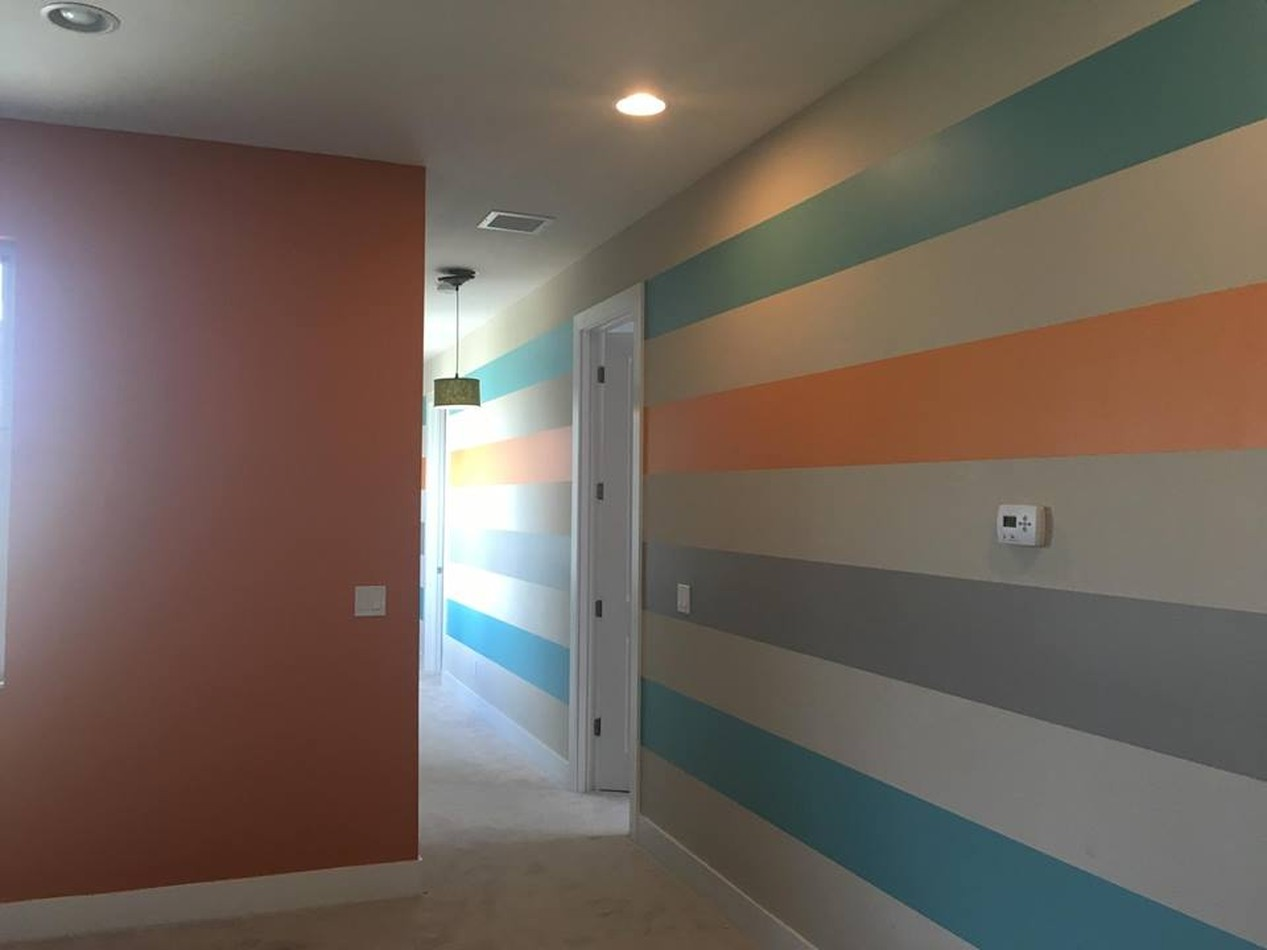 Painting Before and After | Fla Five Star Painting Inc