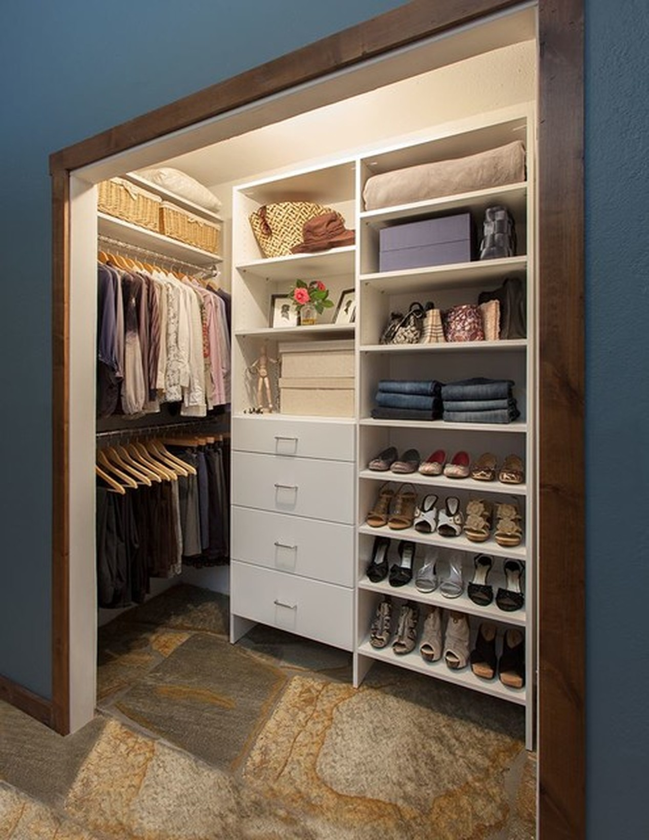 Custom Closets | the Closet Factory Miami