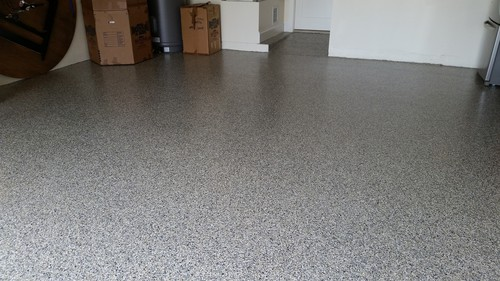 Projects | Granite Garage Floors