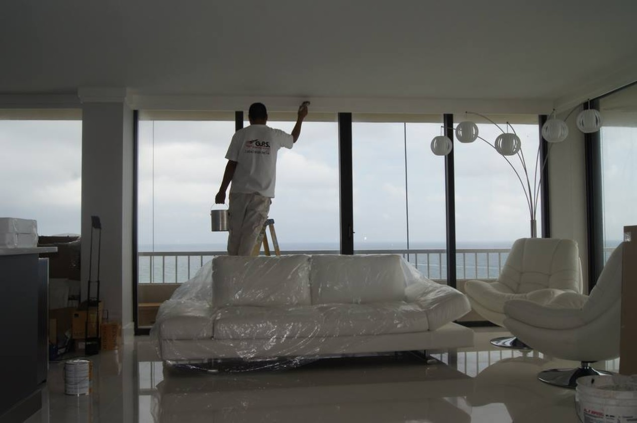 Interior & Exterior Painting | Anmi Pressure Cleaning