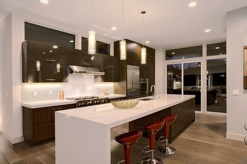 Custom Kitchen and Bathrooms Designs |  Faster And Master