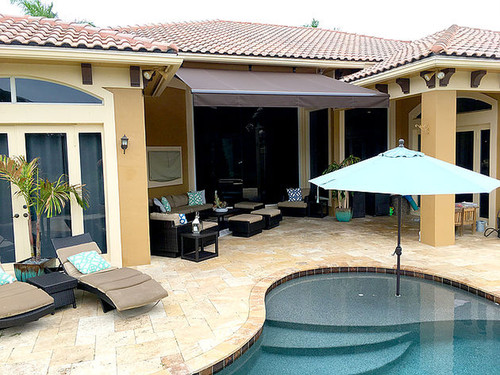 Retractable Awnings Designs | Awning Stars