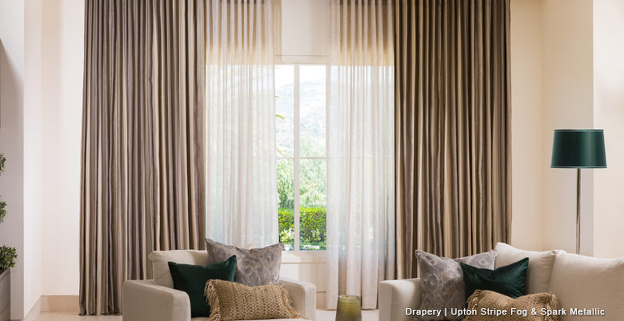 Custom Curtains/Drapes