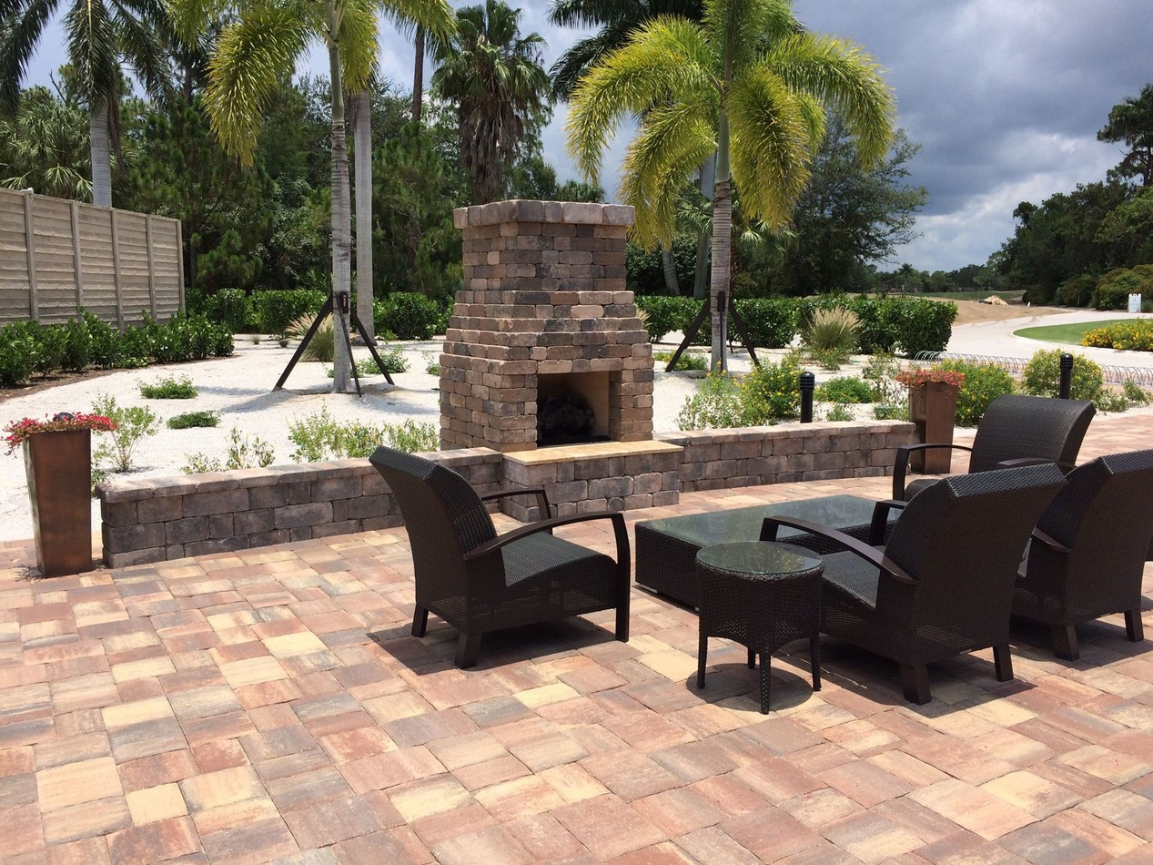 Special Projects Pavers