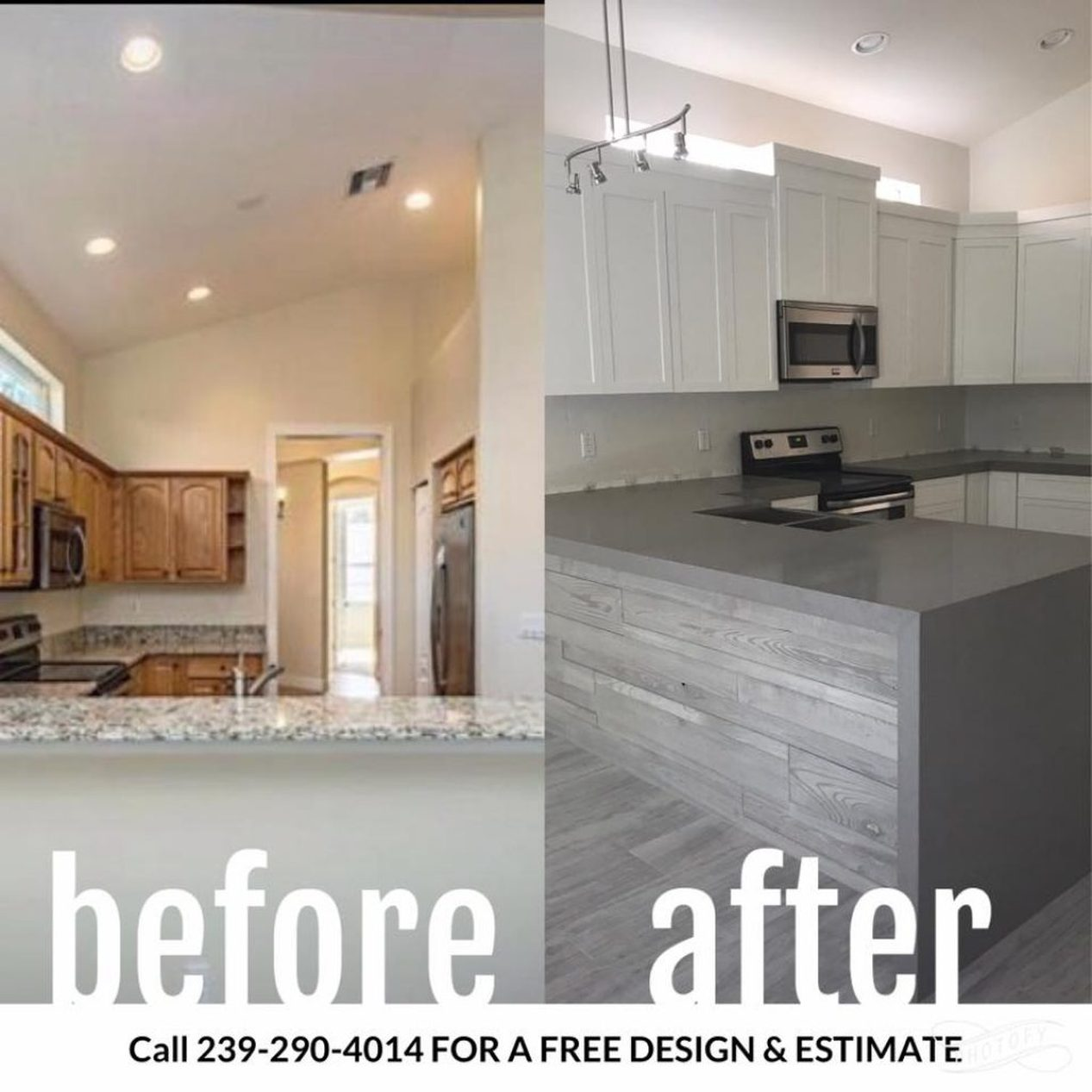 Before & After-Remodeling