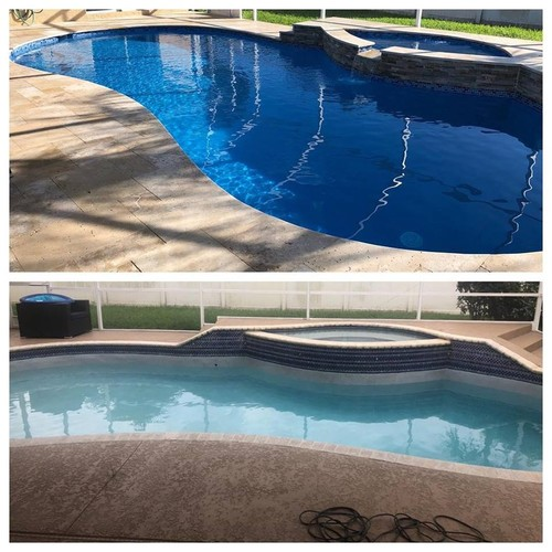 Pool Deck Remodeling | Pool Tech Stores
