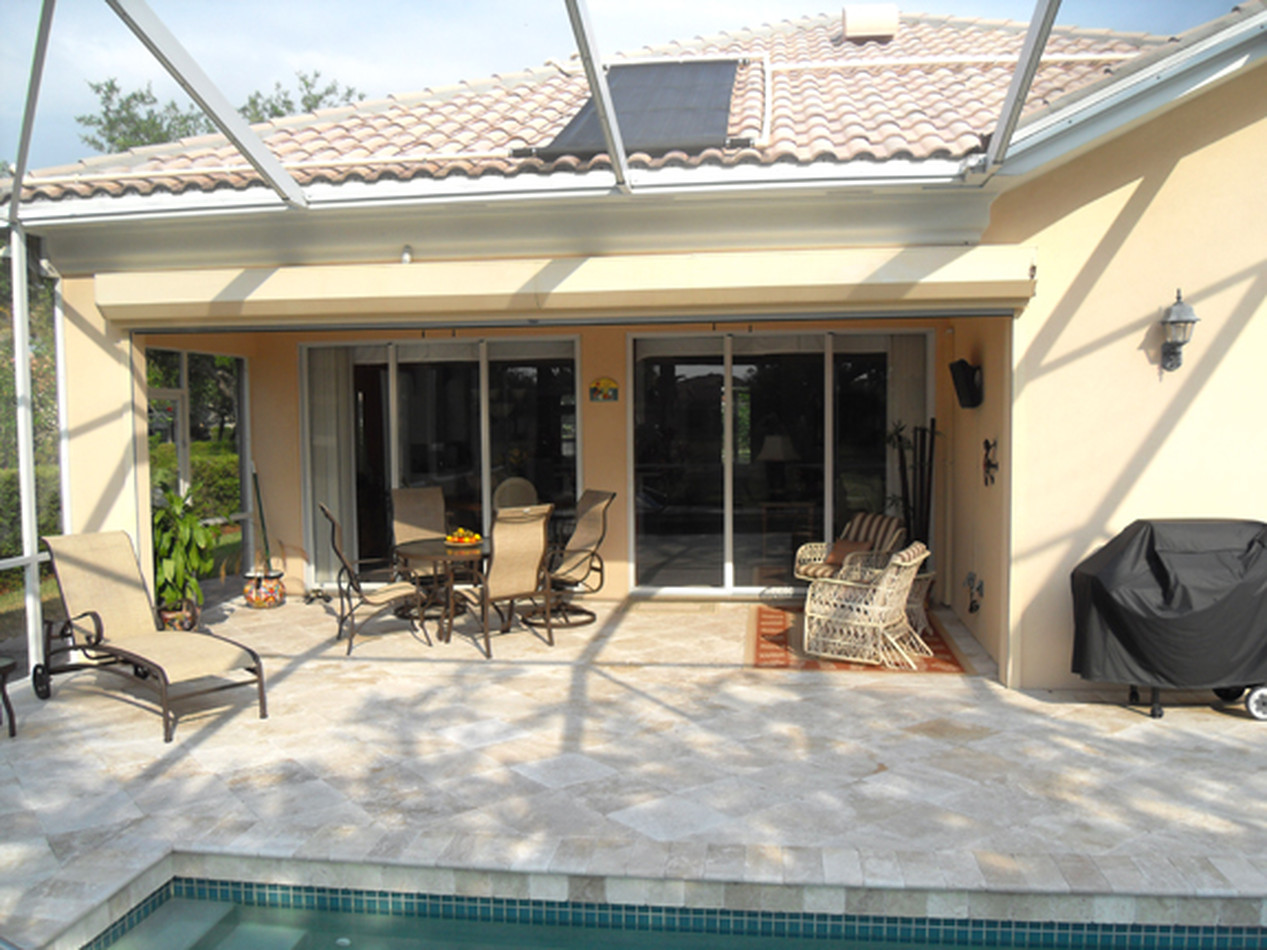 Patios & Pool Decks Pavers