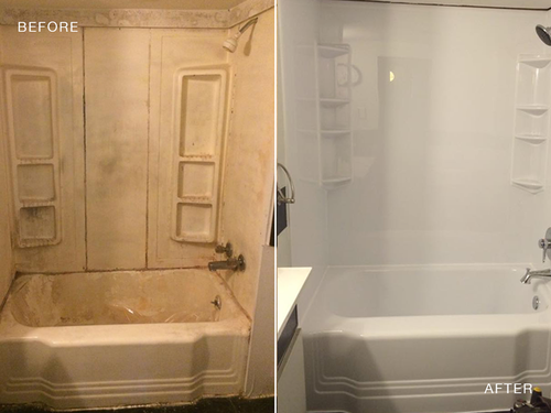 Bathroom & Tub Remodeling | Bath Fitters South Florida LLC