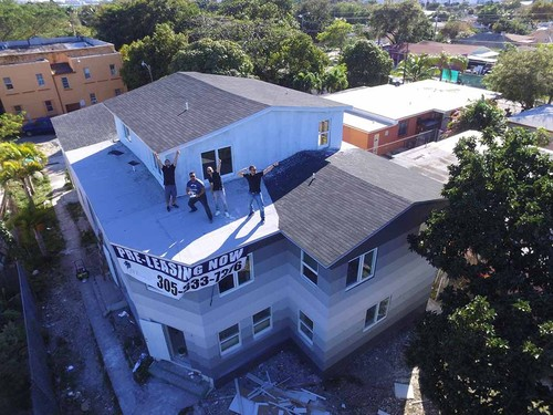 New Construction Project Gallery | J and E Construction