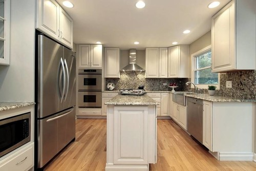 Kitchen and Bathroom Remodeling | All Wood Kitchen & Closets