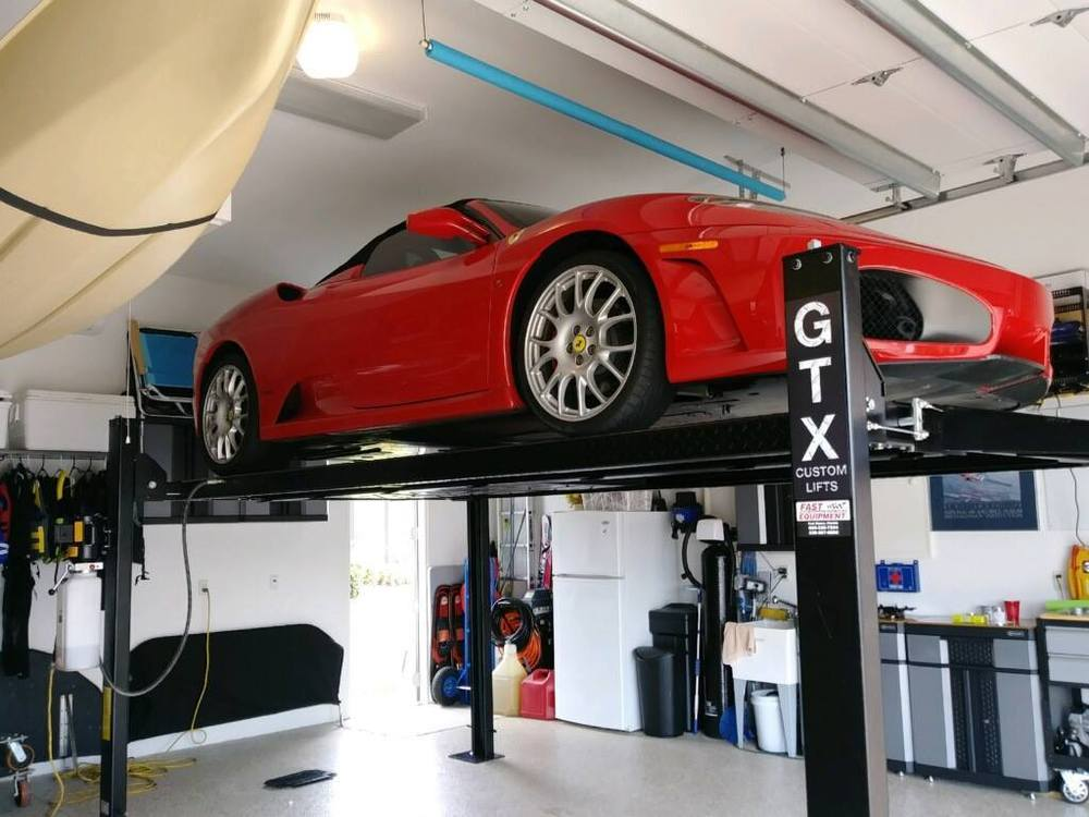 Garage Vehicle Lift