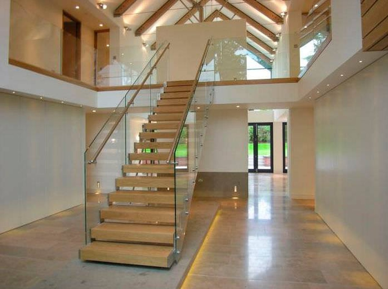 staircase Railings | Miracle Glass