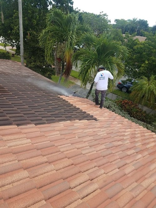 Roof Painting, Cleaning & Pressure Cleaning | Matut Painting Corp.