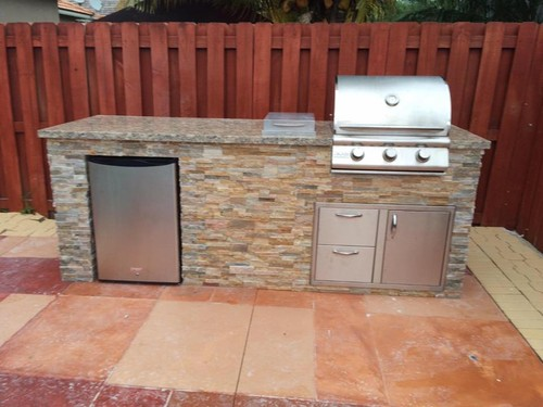 Patio & Outside Kitchen Photos | Aluma Outdoor Design