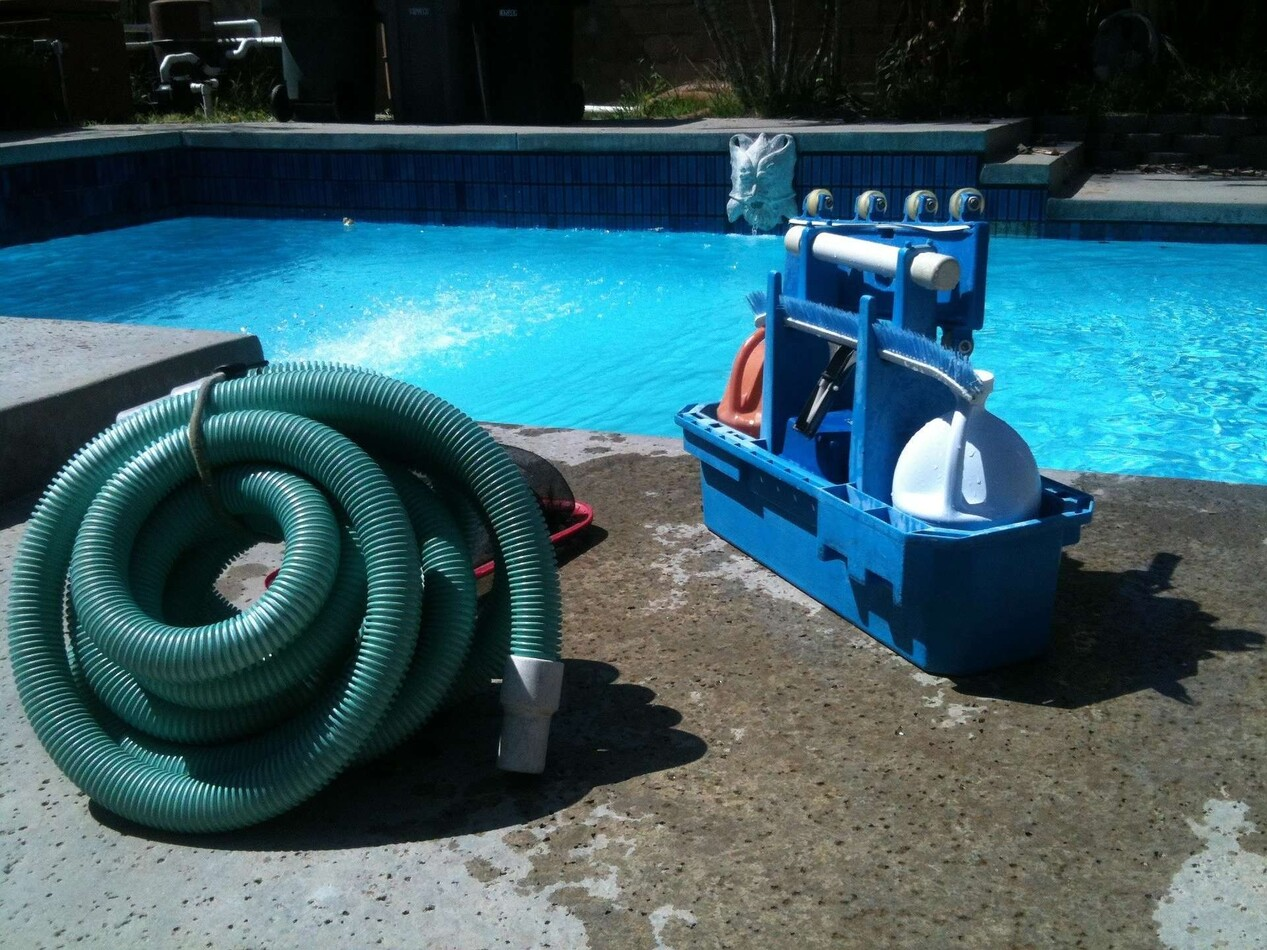 Spa & Pool Maintenance