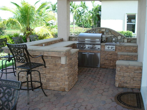 Exterior Kitchen Remodeling | Afk Flooring and Kitchen