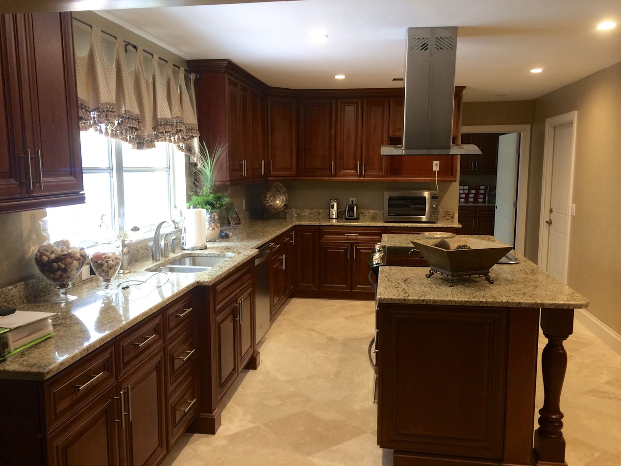 After & Before - Kitchen and Bathroom Remodeling | Bath Fitters South Florida LLC