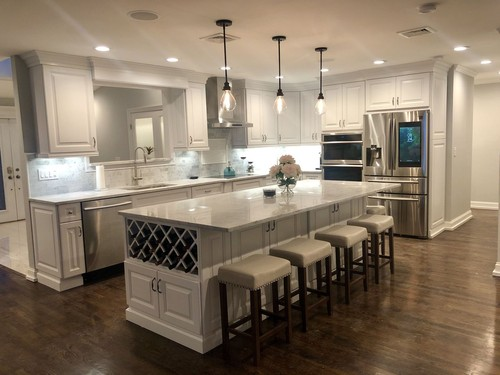 Kitchen and Bathrooms| David's Fine Furniture