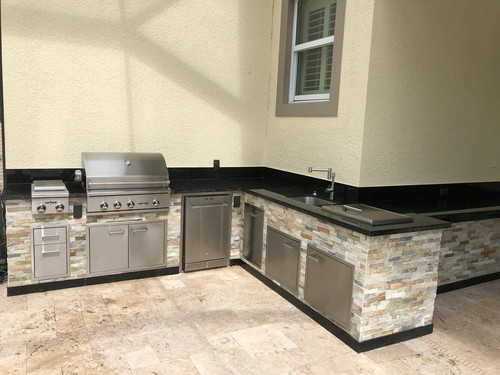 Outdoor Kitchens | Luxa Patio