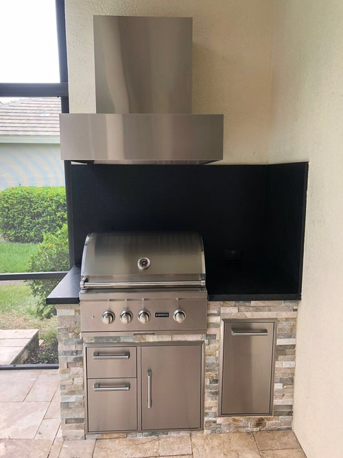 Outdoor Kitchen Remodeling | Home Extreme Inc