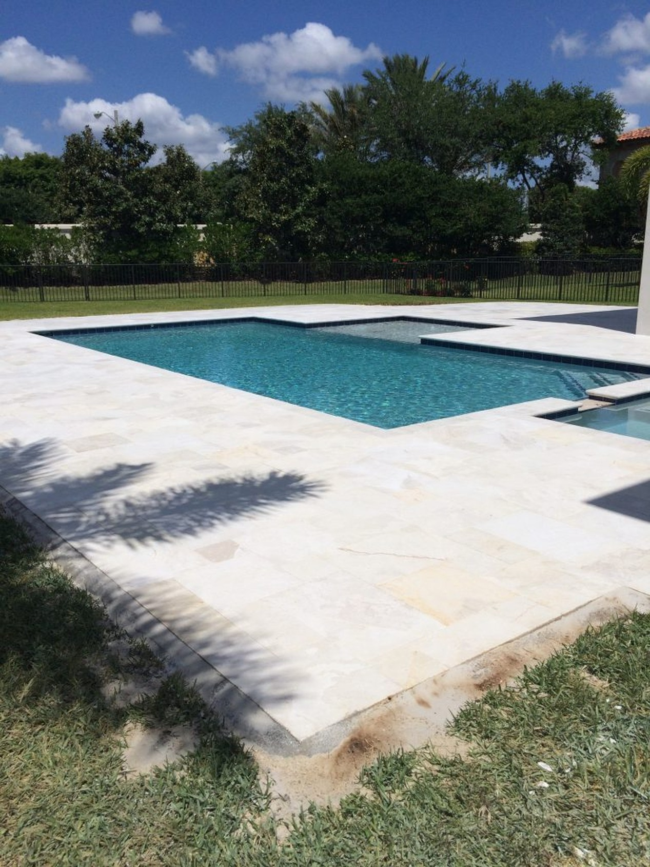 Pool Deck Pavers & Marble