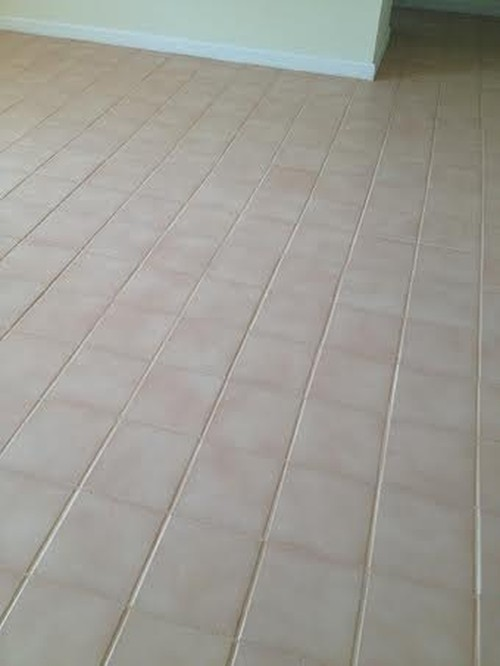 Tile and Grout Cleaning-Before & After | Grout Magnificent