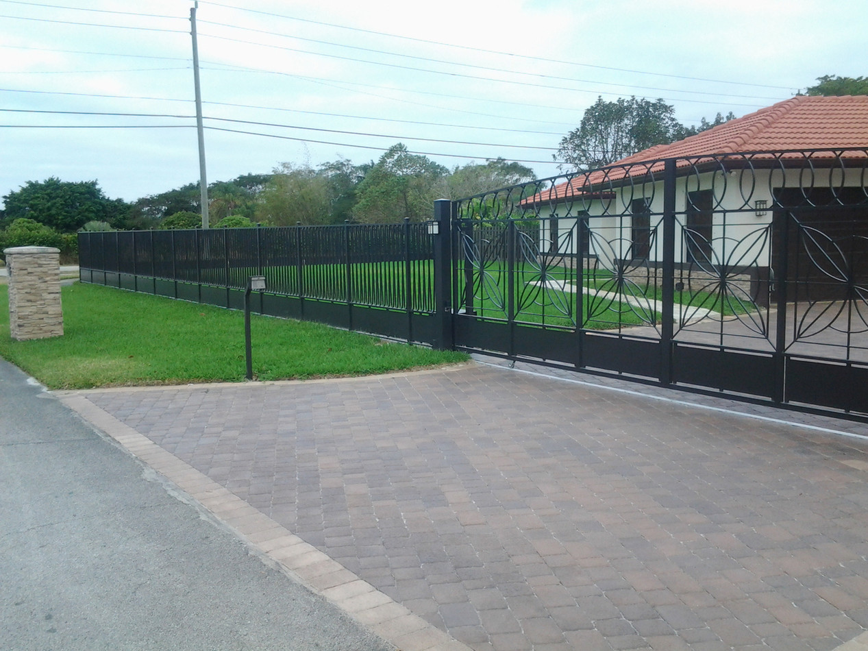 Aluminum&ChainLinkFencing|FencingSouthFlorida