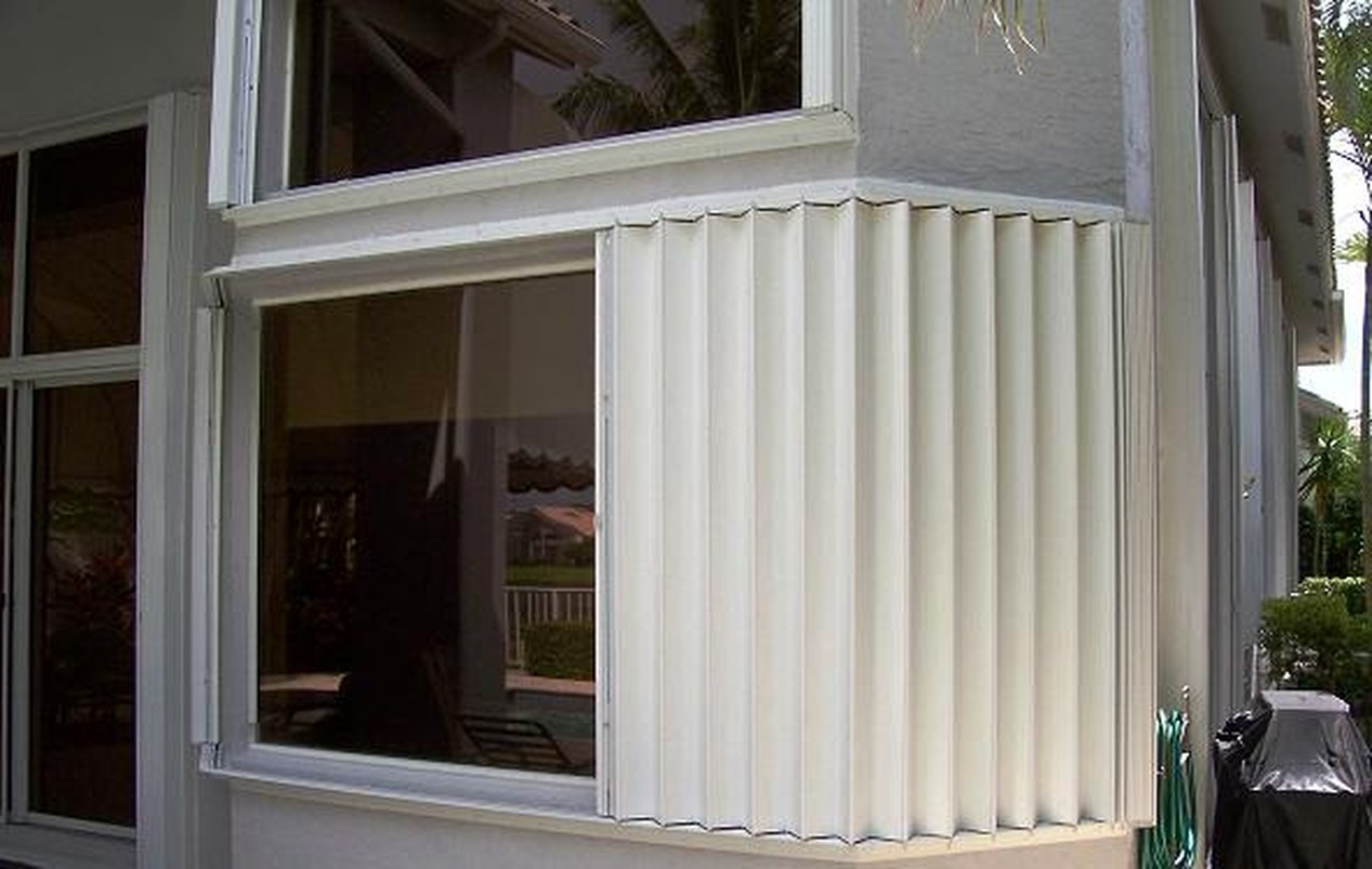 Storm Panels & Accordion Shutters