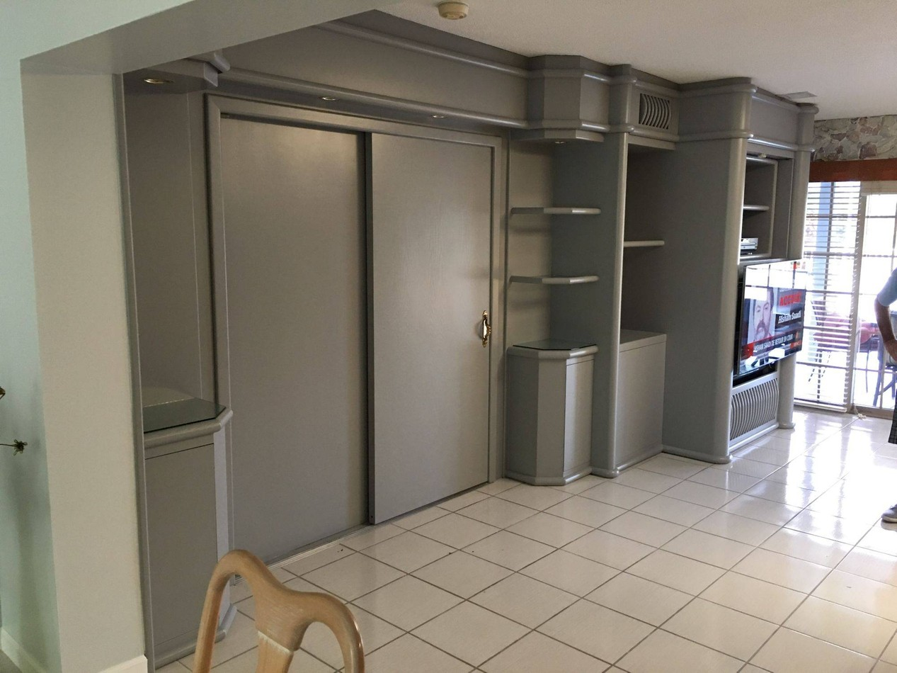 Wall Unit, Library, Bar, Etc...Remodeling