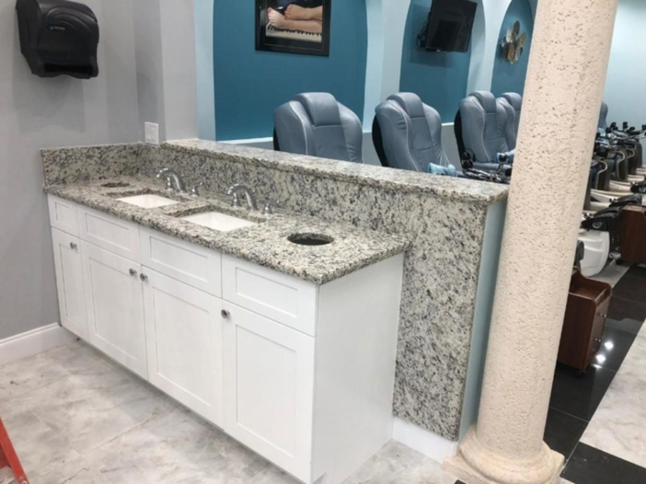 Custom Fancy Counter Top Designs | MG Marble and Design
