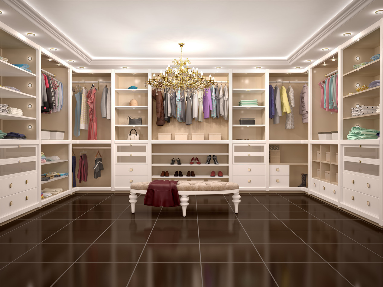 Custom Crafted Closets
