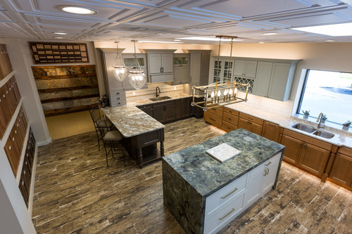 Custom Kitchen and Bathrooms |  Faster And Master