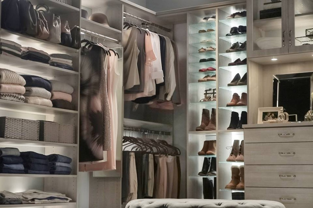 Closet Designs | Inspired Closets