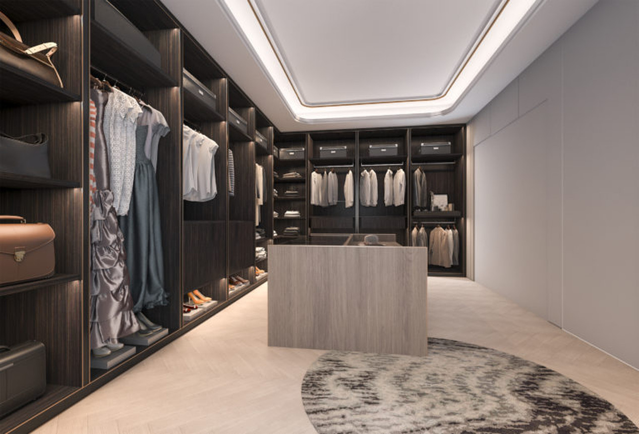 Wall Unit | Closet Factory