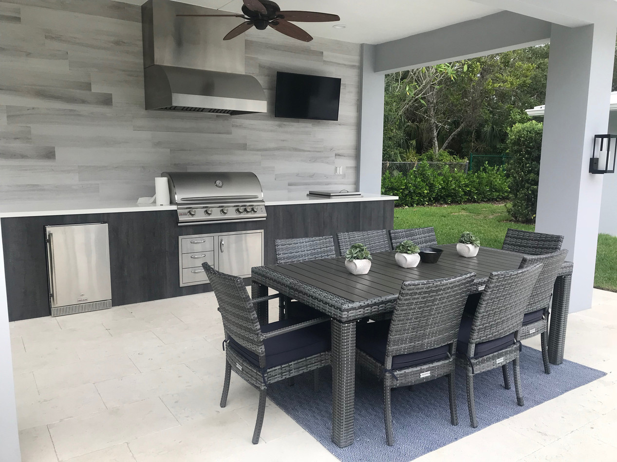 Outdoor Kitchens | Archadeck of Broward and Palm Beach