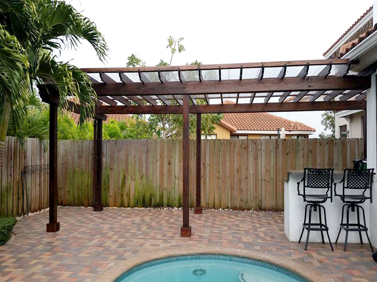 Pergolas Outdoor Design